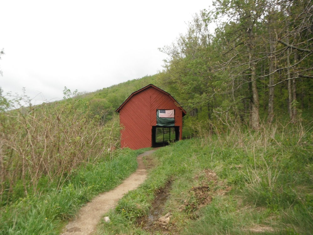 Overmountain Shelter