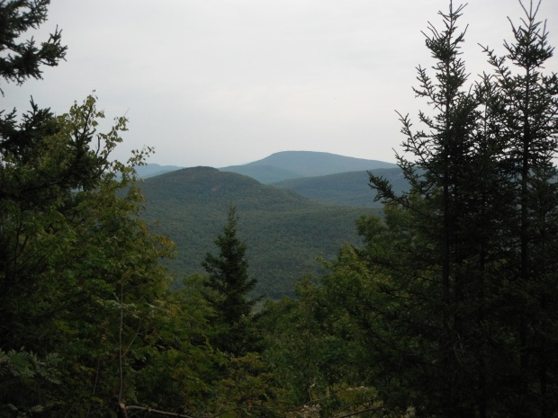 The first view in New Hampshire