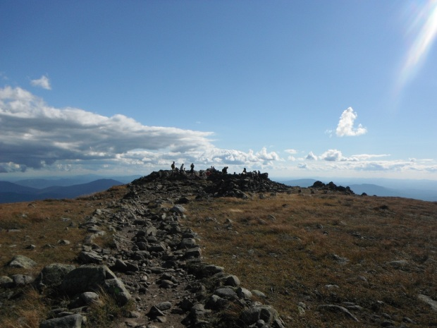 Moosilauke's summit