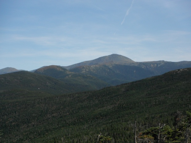Getting closer to the Presidentials