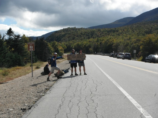 Hitchhiking tactics