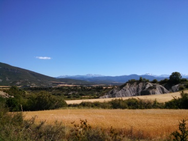 Grasslands, badlands, and the Pyrenees
