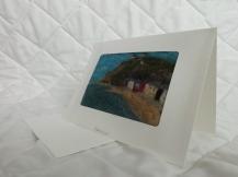 Note card of Aberystwyth