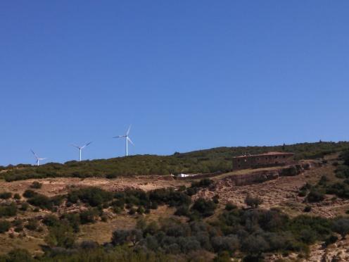 Seeing windmills