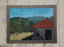 """Ermita in the Cantabrian Mountains"""